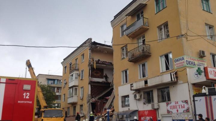 Сотрудников «Волгоградгоргаза» не пускали в подвал взорвавшегося дома на Университетском