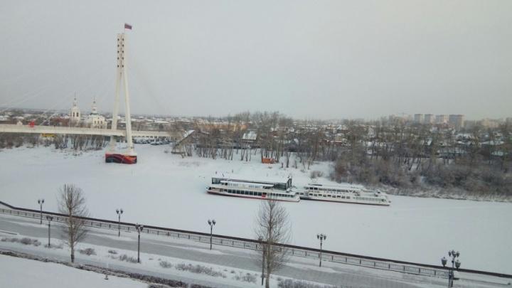 Погода в Тюмени на следующую неделю: будет снежно