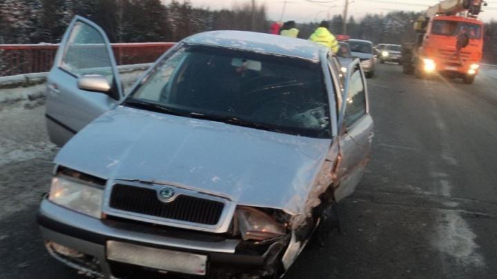 В Архангельске из-за пьяного водителя пострадала целая семья