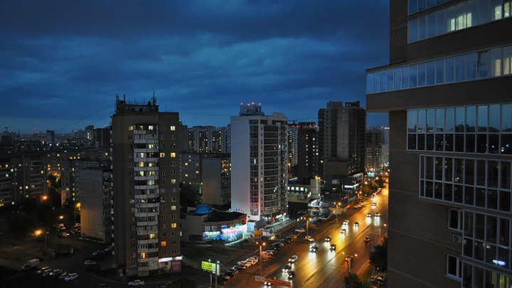 Тучи сгустились: начало недели в Челябинске будет прохладным и дождливым