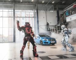 В «Адонис-Авто» представлены три яркие новинки «Мерседес-Бенц»