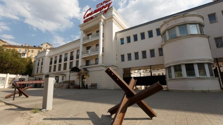 Гостиница «Старый Сталинград» в Волгограде может повторить судьбу ЦУМа