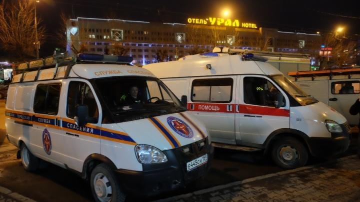 В Перми ищут телефонного террориста, из-за звонков которого эвакуировали пермские торговые центры