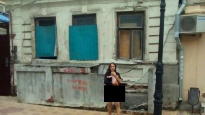 Жительница Ростова самостоятельно родила ребенка