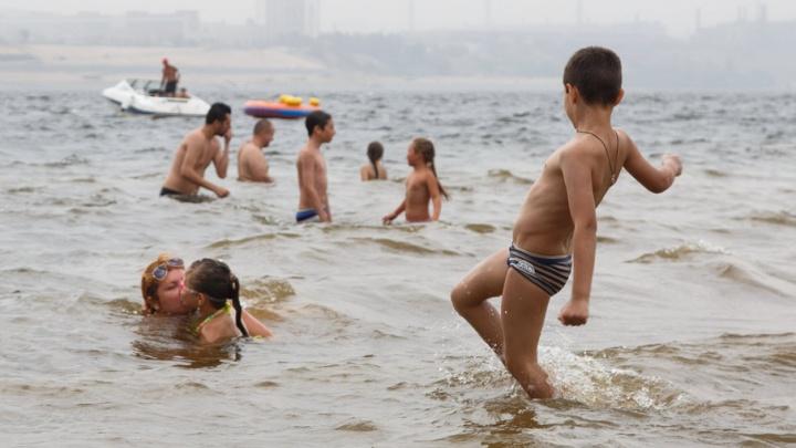 Синоптики обещают волгоградцам 39-градусную жару в выходные