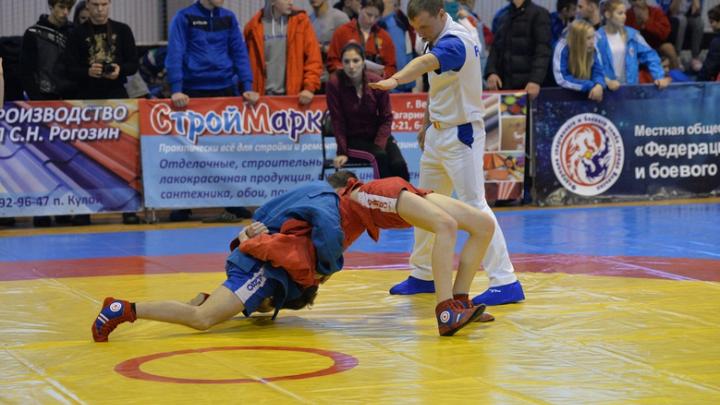 Самбисты Поморья завоевали 18 наград на зональных соревнованиях