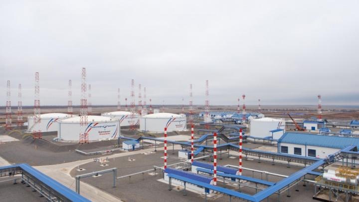 «Транснефть» завершила строительство ГПС «Тингута»