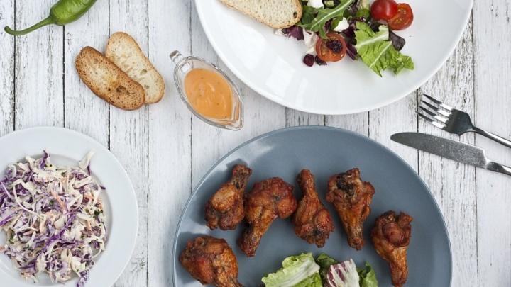 Когда нет времени стоять у плиты: ресторанные блюда за пять минут