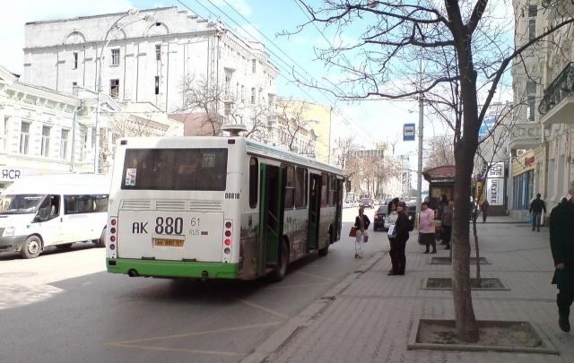 В новую маршрутную сеть Ростова внесли изменения