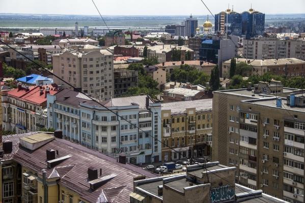 Большинство городов в округе оказались комфортнее, чем Ростов