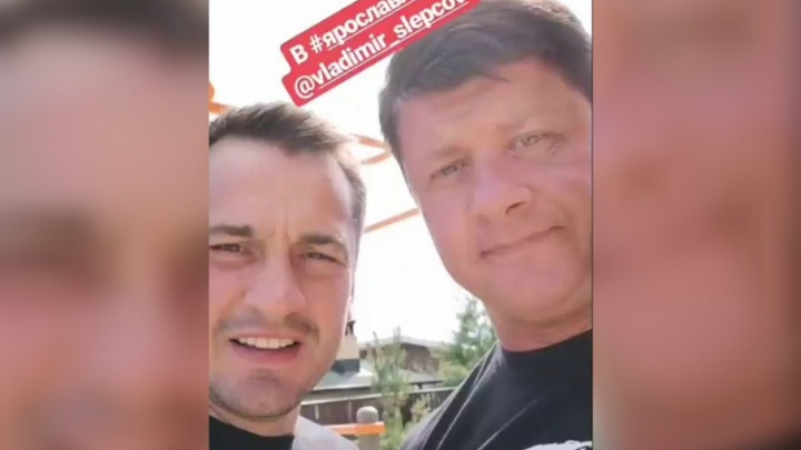 Мэр Ярославля снова позвал к себе Дмитрия Носова, и он приехал
