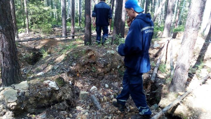 Челябинские спасатели прекратили поиски одного пенсионера, чтобы найти другого