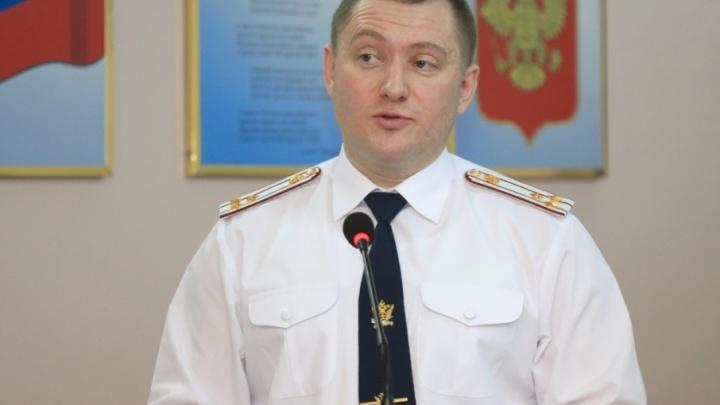 Ярославский УФСИН возглавил новый назначенец из Москвы