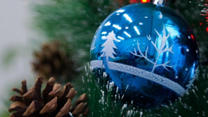 В гипермаркетах «Мой дом» все новогодние товары можно купить со скидкой до 20%