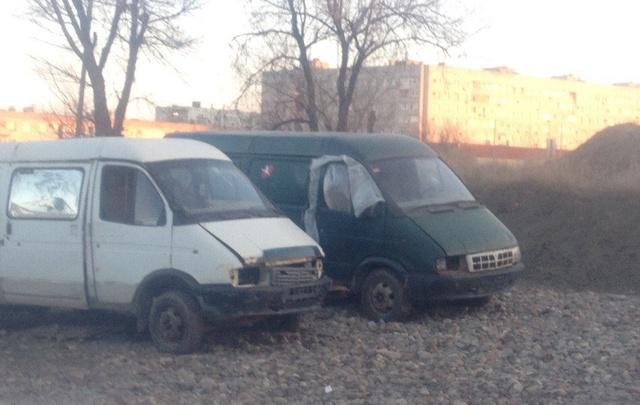 В Волгограде начали появляться кладбища маршруток