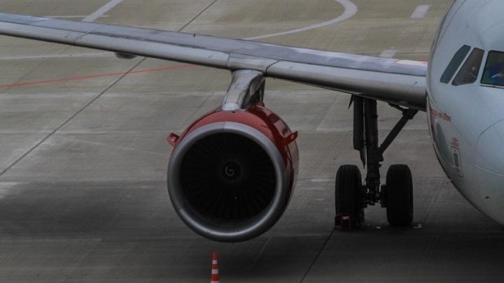 Пошутил: в Ростове пассажир самолета заявил, что у него в сумке бомба