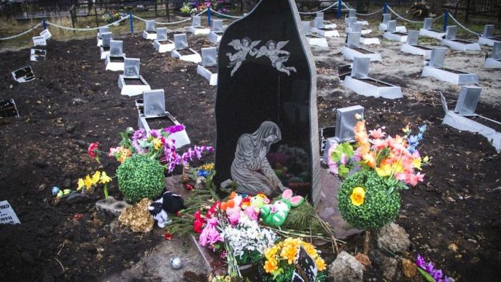 Под Ростовом потушили пожар в районе кладбища