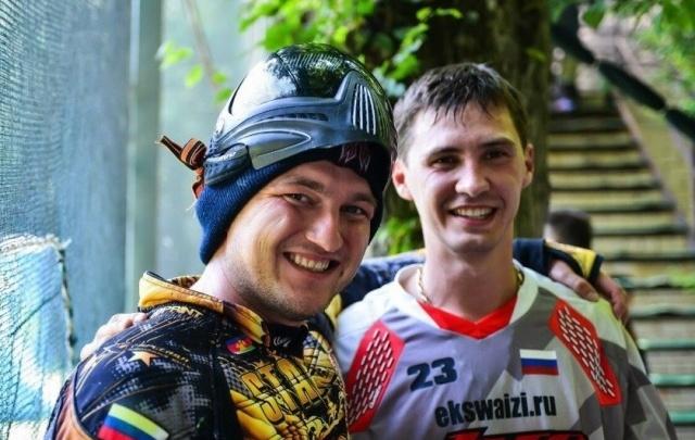 Сезон пейнтбола в Ростове начнется с добра