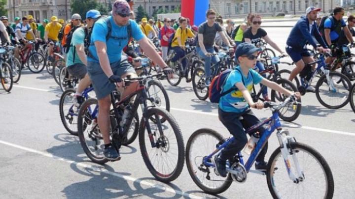 На Садовой появятся велодорожки и велопарковки