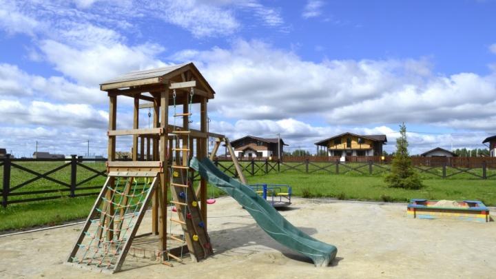 Где в Тюмени можно купить земельный участок с готовыми коммуникациями всего за 300 тысяч рублей