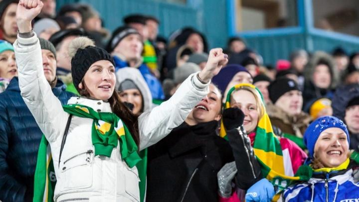 Дубль «Водника» победил в матче с нижегородским «Стартом»