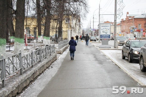 Власти Перми будут проверять уборку снега
