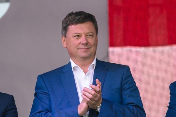 Олег Фурсов покинул пост мэра в конце октября