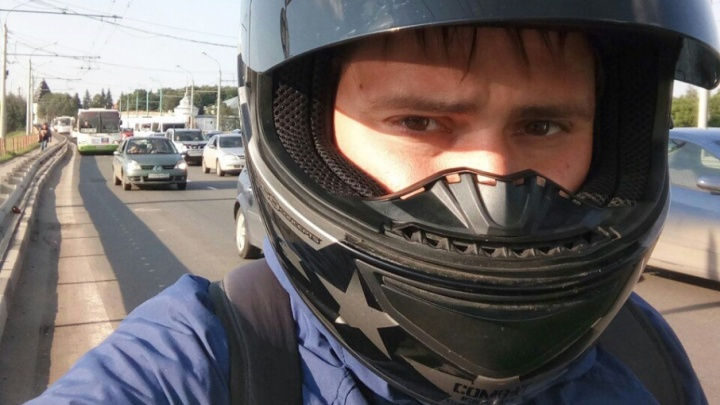 Друзья разбившегося мотоциклиста разыскивают свидетелей ДТП