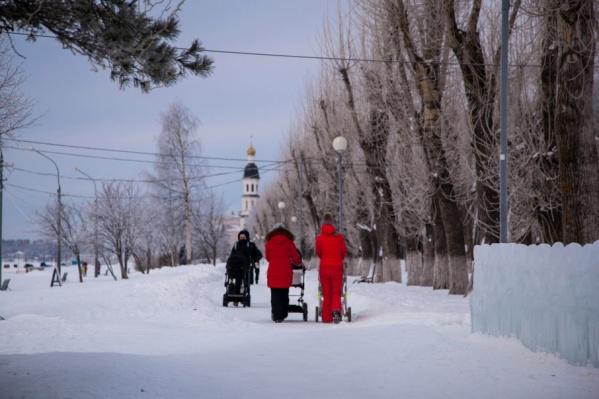 На Набережной в Новый год пройдут большие праздничные гулянья