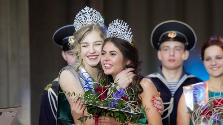 В Архангельске выбрали «Красу Арктики –2017»
