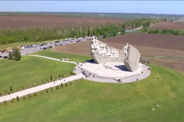 Комплекс появится за мемориалом Славы на Самбекских высотах