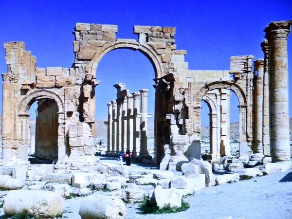 Триумфальная арка/3D-модель