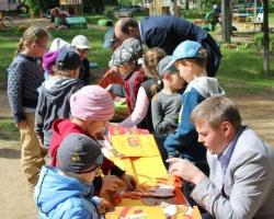 ЯНОС провел благотворительные мероприятия для детей