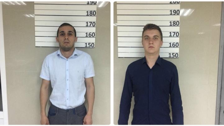 В Ростове поймали двоих лжеполицейских, шантажировавших наркоманов