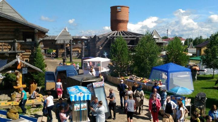 В Тобольске прошел фестиваль «Абалакское поле»: подборка ярких фото из Instagram