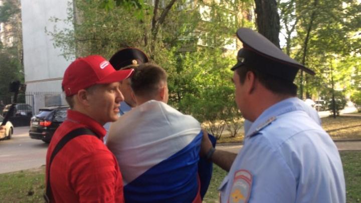 Координатора штаба Навального в Ростове арестовали на 15 суток