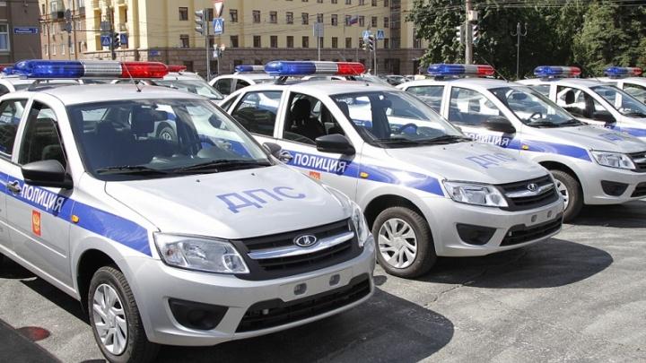 Челябинцу, побившему на стоянке машины ГИБДД, вынесли приговор