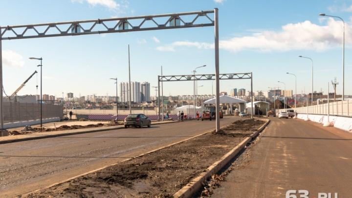 На время тестового матча вокруг стадиона «Самара Арена» ограничат движение транспорта