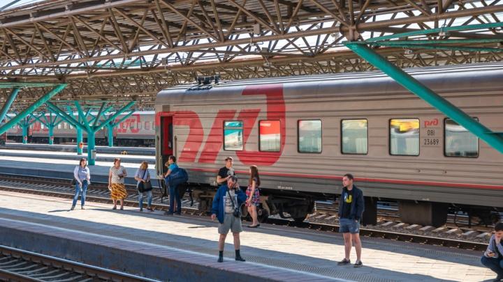 Самарцы смогут узнать о наличии кондиционеров и биотуалетов в поездах по метке на билете
