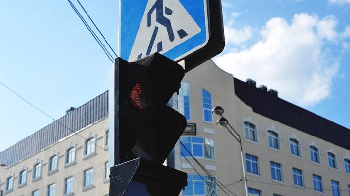 В Тюмени погаснут пять светофоров: по улице 50 лет Октября и Солнечному проезду