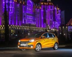В Ростове пройдет презентация новой Lada XRAY