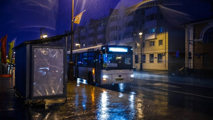 Берите зонтики: в последние дни апреля в Тюмени будет пасмурно и дождливо