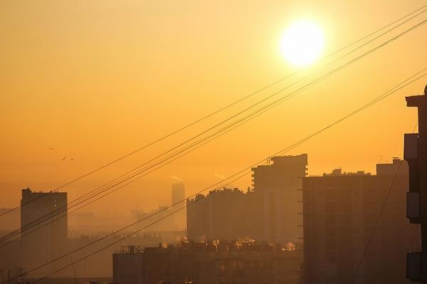 По словам главы Минприроды, воздух в Челябинске становится чище