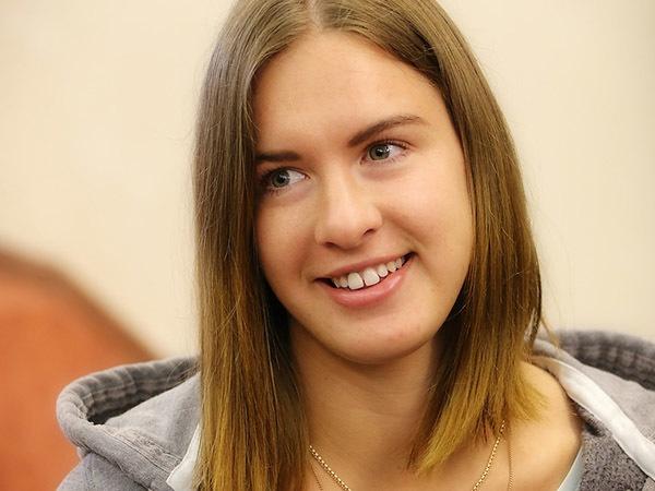 Мария Комиссарова, фото - Дмитрий Тимофеев/Интерпресс