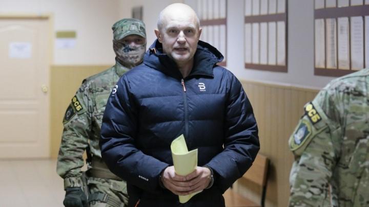 Экс-глава администрации Челябинска Сергей Давыдов обжаловал арест через адвоката