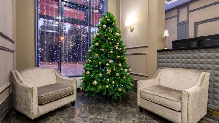 Хватит на 3 тонны мандаринов или машину: городские строители подготовили новогодний подарок для уральцев