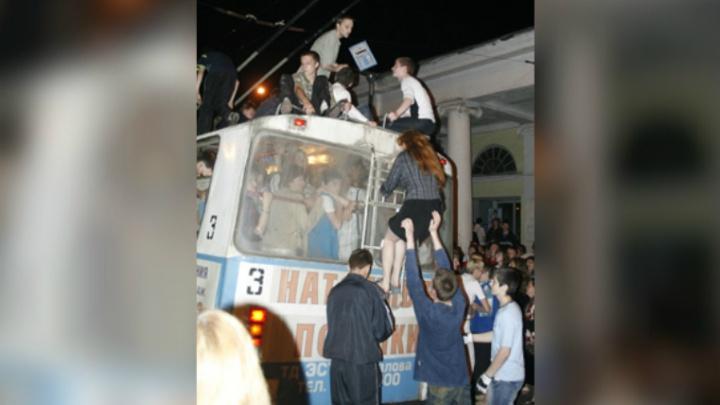 В Ярославле пустят ночные автобусы и троллейбусы