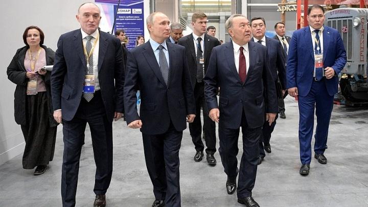 «Несомненная польза для развития региона»: Дубровский подвёл итог российско-казахстанского форума
