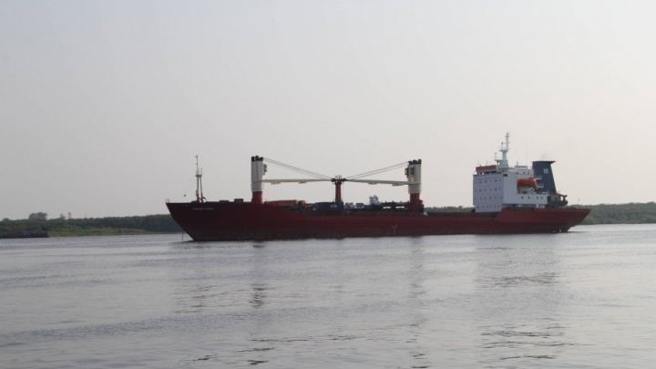 Под строительство глубоководного порта в Архангельске будут поднимать действующий грузопоток