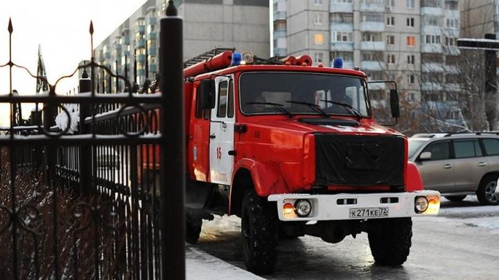 Тюменец едва не сжег квартиру, оставив обед на включенной плите